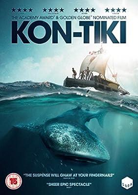 Kon-Tiki [DVD] [2015] by Pål Sverre Hagen