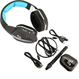 OBEST HUHD HW-398M 2.4Ghz Fiber-optical Wireless Gaming Headset for Xbox 360,PS4,PS3,PC,MAC and Compatible