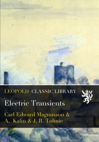 Electric Transients por Carl Edward Magnusson