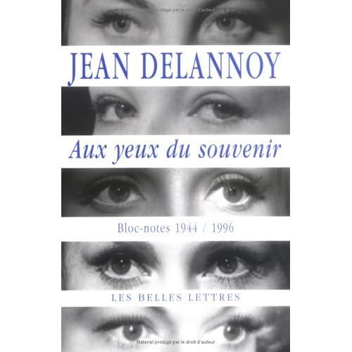 Aux yeux du souvenir : Bloc-notes : 1944-1996