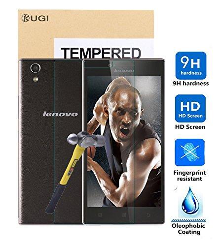 Wiko U Feel Prime Schutzfolie, KuGi Wiko U Feel Prime panzerglas folie - 9H Härte HD klar gehärtetem Glas Bildschirmschutzfolie für Wiko U Feel Prime smartphone.