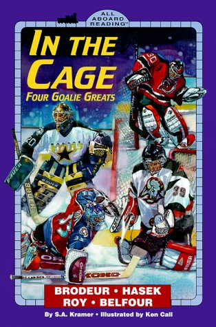 In the Cage: Four Goalie Greats