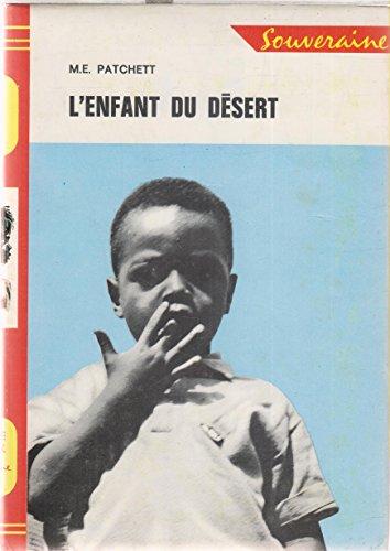 L'enfant du désert