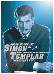 Simon Templar - Collector's Box 1 (8 DVDs)