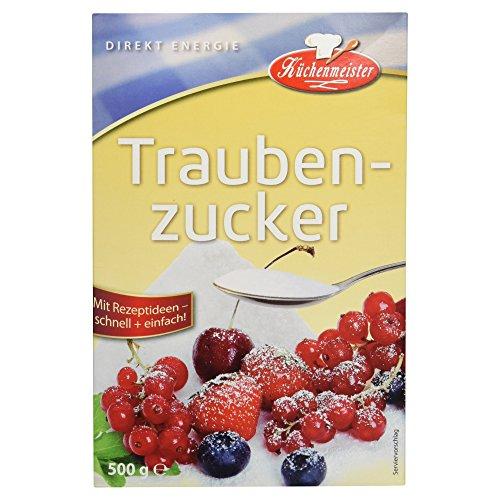Küchenmeister Traubenzucker, 500 g - Traubenzucker