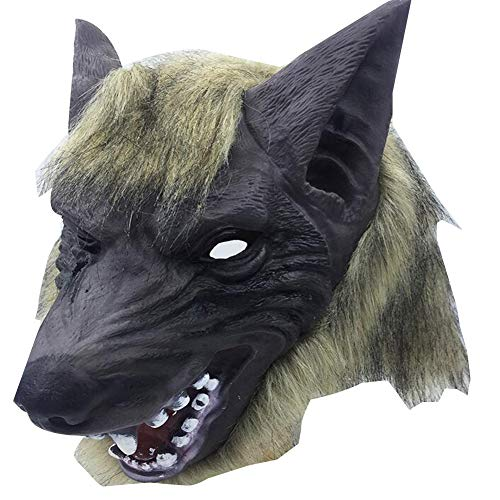 - Wolf Kopf Kostüm