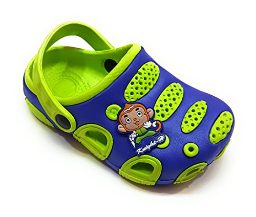 Angel Fashion Premium Quality Beautiful Colorful Cartoon Kid Crocs Footwear For Casual Or Daily Wear  available at amazon for Rs.380