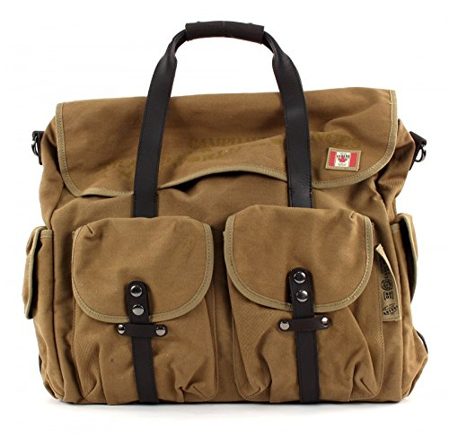 CAMP DAVID Rocky Mountain Weekender Sand