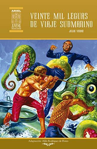 Veinte mil leguas de viaje submarino (Ariel Juvenil Ilustrada nº ...