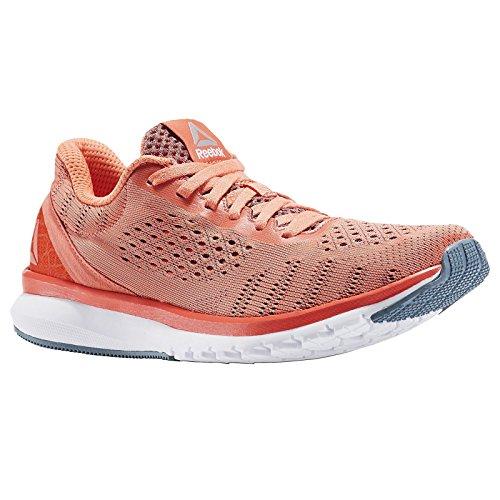 Reebok Bd4534, Chaussures Trail Running Femme Orange (Fire Coral / Stellar Pink / Wht / Stnwsh / Pwtr)