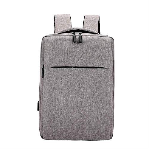 Männer Computer-Rucksack, mit hohen Kapazität wasserdichte Außentasche, Multi-Funktions-Business-Leichtbau-Tasche, geeignet for die meist 17-Zoll-Laptops 40x29x14cm Blau