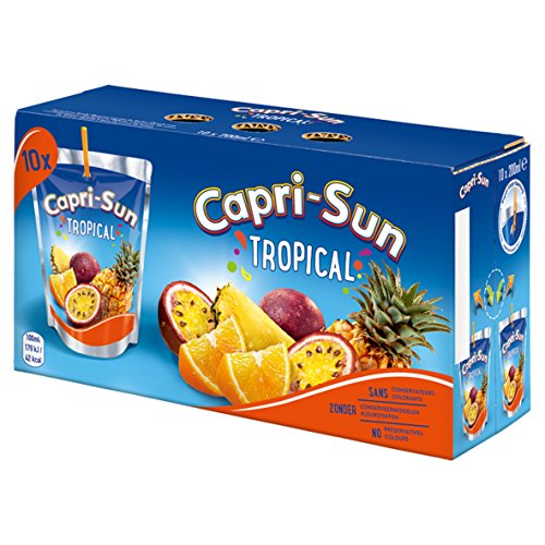 Capri-Sun Tropical 10 x 20 cl