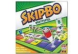 Mattel Y2319 Skip-Bo Brettspiel