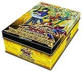 Konami - Yu-Gi-Oh JCC : TinBox Pack du Duelliste Exclusive 2010 (Jaune)