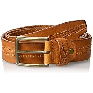 Wrangler Double Stitch Belt Cinturón para Hombre