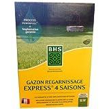 Gazon regarnissage Express 4 saisons 1Kg BHS