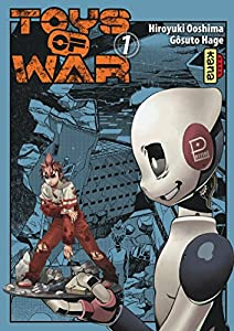 Toys of War Edition simple Tome 1