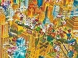 Manhattan, 500 piece Jigsaw