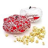 2 x Popcornloop Ersatzhauben ● Doppelpack ● Original Design + Herzchen Design ● Geeignet Für Popcornloop ● 100% Baumwolle ● Waschmaschinenfest