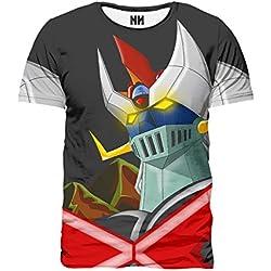 Camiseta de Hombre - Mazinga Z