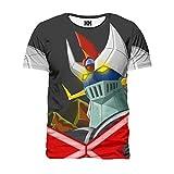 Noorhero - T-Shirt Uomo - Mazinga Z