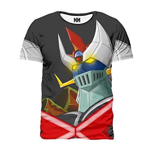 Noorhero - Camiseta de Hombre - Mazinga Z