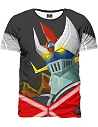78833fb60306c Noorhero Camiseta de Hombre - Mazinga Z