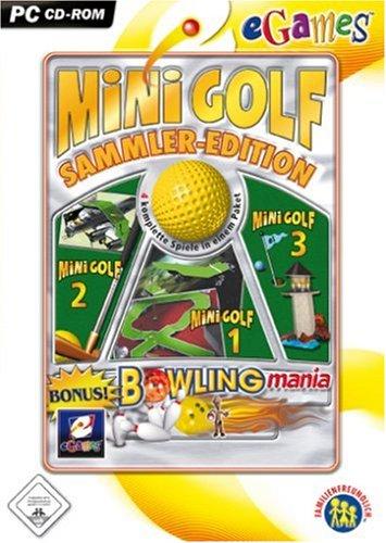 Mini Golf - Sammler-Edition -