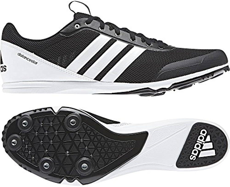 adidas Herren Leichtathletikschuhe Schwarz Schwarz/Weiß - 2018 Letztes Modell  Mode Schuhe Billig Online-Verkauf