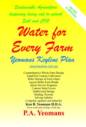 Water for Every Farm - Yeomans Keyline Plan (English Edition) por Ken B. Yeomans
