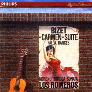 Bizet/de Falla -Carmen-le Tricorne