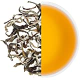 Teabox Darjeeling Oolong Summer Tea 1.75oz (20 Cups) From India | Whole Leaf, Unblended, Single-Origin, Premium Grade Summer-Flush Oolong Tea (Mim Tea Estate) | Delivered Garden Fresh Direct From Sour