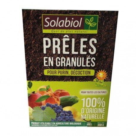 Prêle en granulés 300g Solabiol