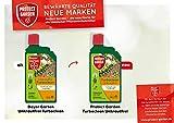 Bayer Garten Unkrautfrei Turboclean Unkrautvernichter, Farblos, 1 L