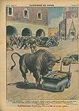 Scarica Libro Il toro e la carrozzella A Saluzzo un toro inferocito scappato dal mattatoio si imbatte in una carrozzella con due gemelli Mentre la bambinaia cadeva svenuta il toro invece di travolgere la carr (PDF,EPUB,MOBI) Online Italiano Gratis