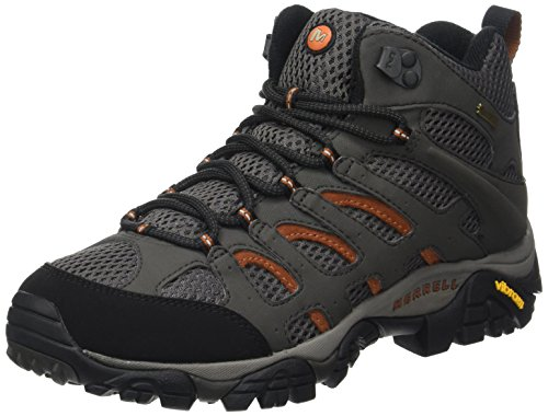 Merrell Moab Mid Gore-Tex , Women's Lace-Up Trekking and Hiking Boots -...