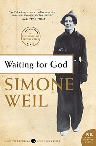 Waiting for God por Simone Weil