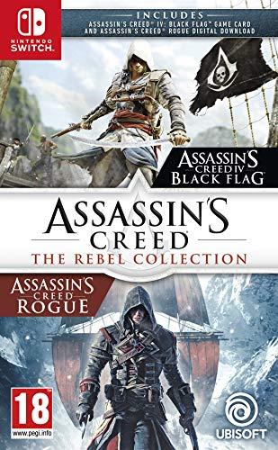 Assassin's Creed: The Rebel Collection - Nintendo Switch [Edizione: Regno Unito]