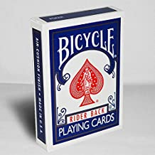 Bicycle Standard Playing Cards (Blue) Edition Standards Poker Deck