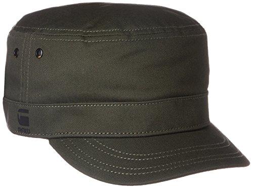 G-STAR RAW Men's Cart Duty Baseball Cap, Green (Forest Night 5163), One Size (Manufacturer Size: PC)