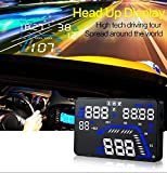 YICOTA Auto HUD GPS Head Up Display 5,5
