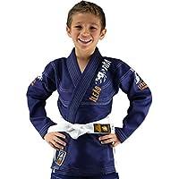 Bõa Kinder Kimono Leão 2.0 BJJ Gi, Navy,M