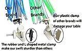 Seawhisper Schirmhaspel Wollhaspel Wollwickler für Wolle und Garn