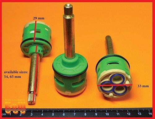 3 Funzioni Cartuccia a dischi ceramici mixing funzionale per deviatore