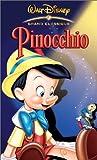 Pinocchio [VHS]