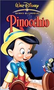 Pinocchio [VHS]: Dick Jones, Cliff Edwards, Christian Rub