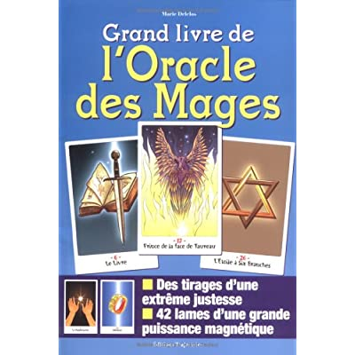 Download Grand Livre De L Oracle Des Mages PDF Free