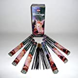 Divine Blessings incense - Hem brand - 1 box of approximately 120 sticks