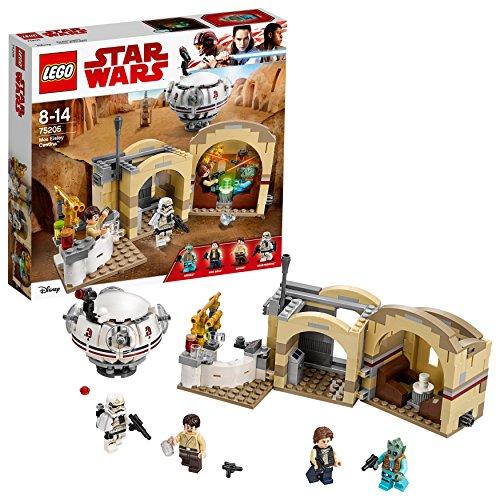 Lego star wars uk 75205mos eisley cantina building set