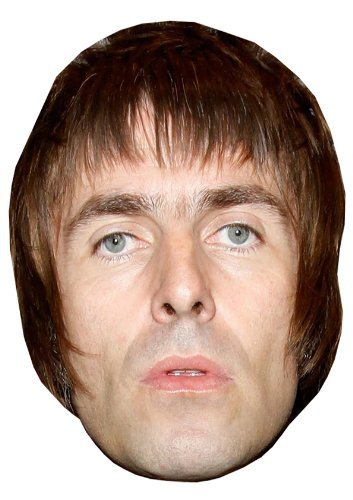 Liam Gallagher Budget Face Mask